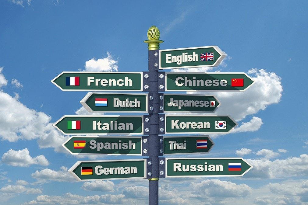 На сколько языков вы должны перевести свой сайт?